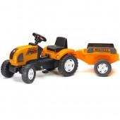 Tractor Falke Ares 143x45x52cm, orange