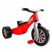 Tricicleta copii Palau din plastic Rosie