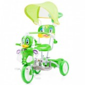 Tricicleta copertina green duck