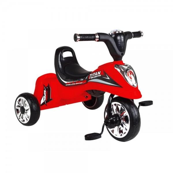 Tricicleta pentru copii MyKids rosu