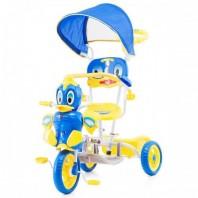 Tricicleta copertina blue duck