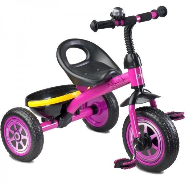 Tricicleta Charlie Roz