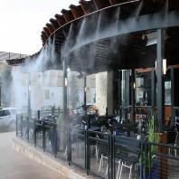 Kit vaporizare 15m - functioneaza direct la robinetul de apa